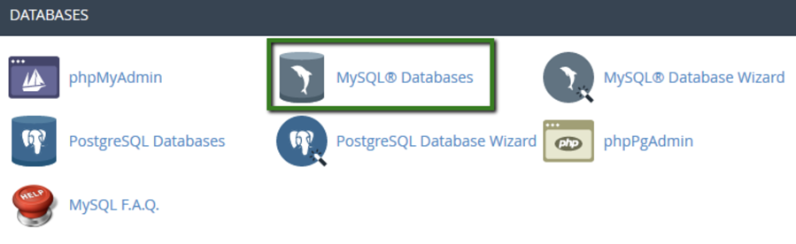 mysql-database
