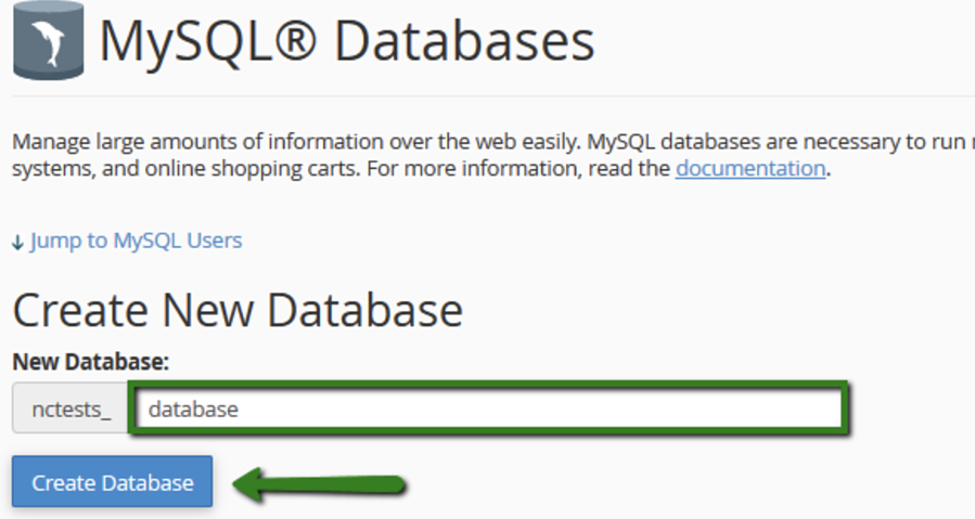 mysql-database-wordpress