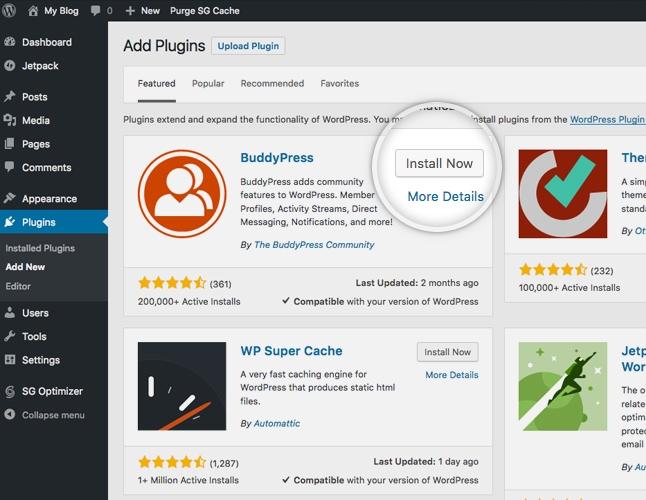 Installing WordPress Plugins Automatically