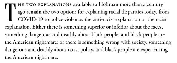 Drop cap in an excerpt from The Atlantic