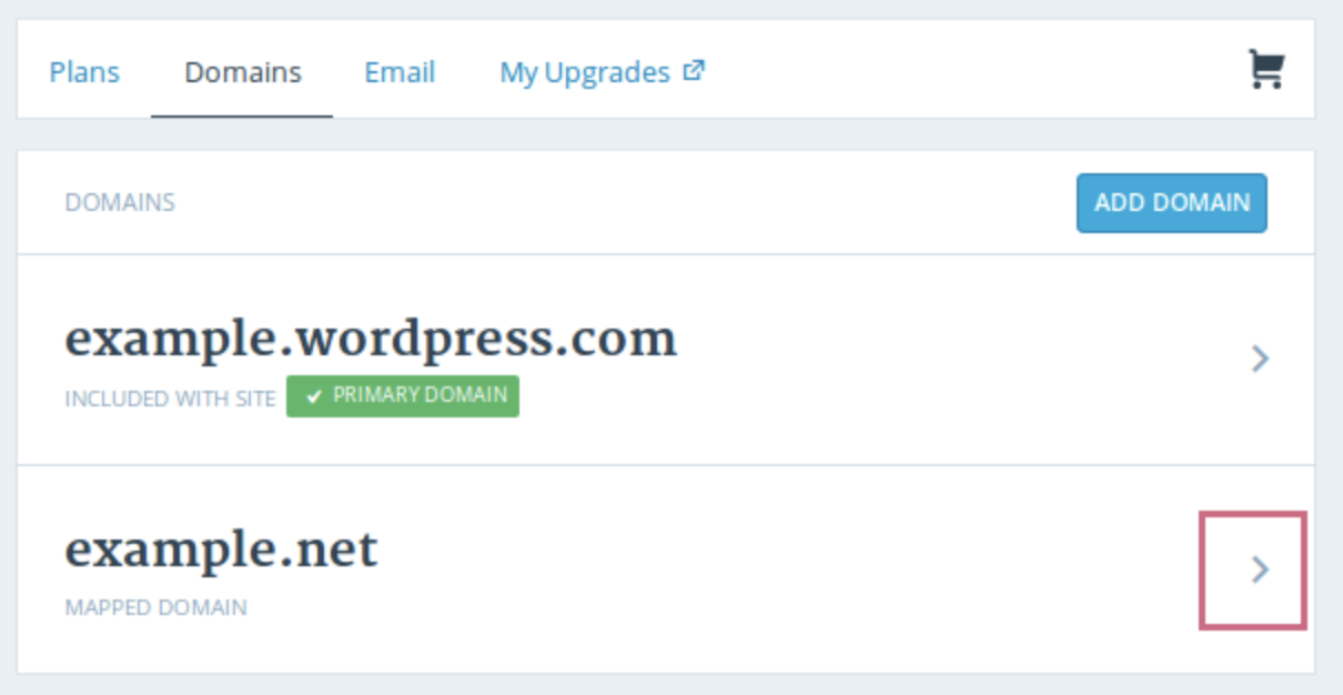 Setup custom domain for WordPress website