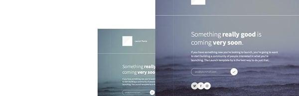 WordPress Maintenance Mode templates with Fancy Coming Soon & Maintenance Mode