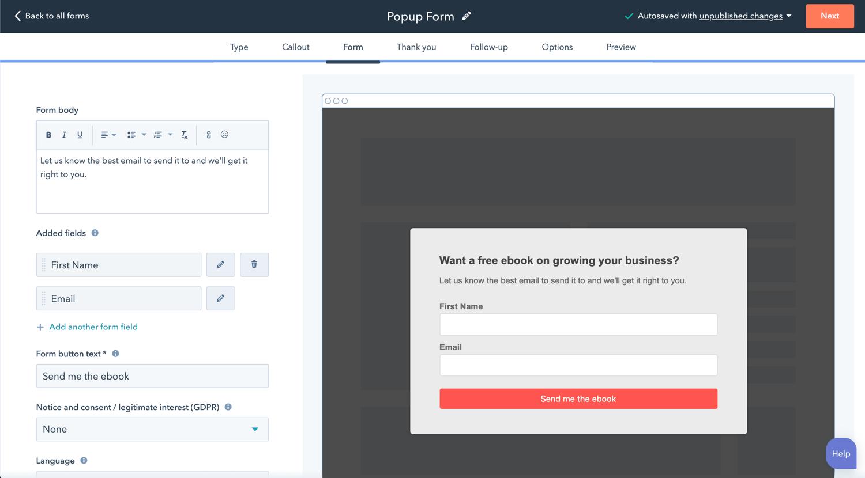 HubSpot All-In-One Marketing best WordPress plugins to increase traffic