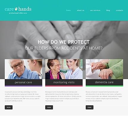 Rehabilitation Responsive WordPress Theme