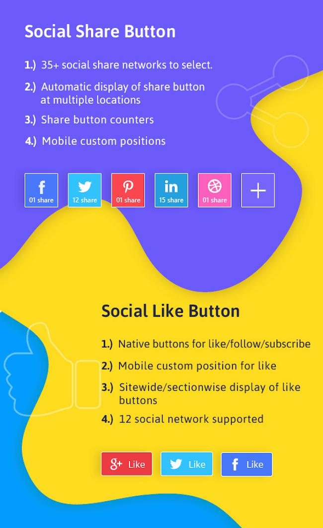ARSocial Social Sharing plugin