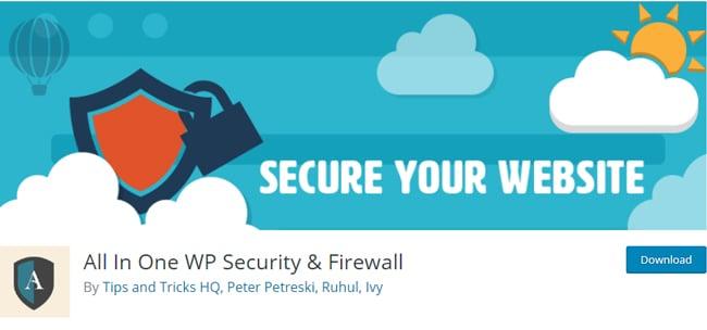 All-In-One-WP-Security-&-Firewall-WordPress-Plugin