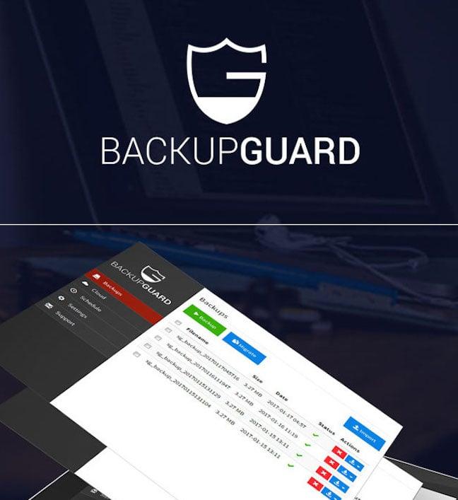 BackupGuard Backup Plugin