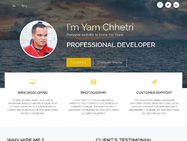 Biography-Free-Wordpress-theme
