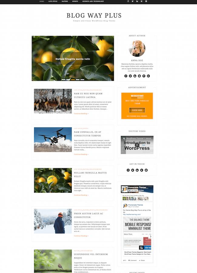 Blog Way Plus
