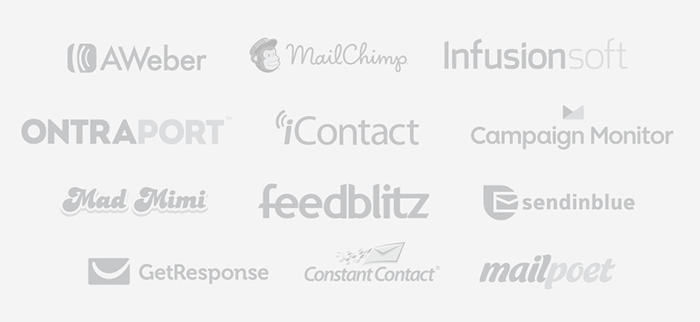 Bloom Email marketing integration