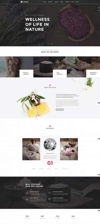 brando-one-page-wordpress-theme
