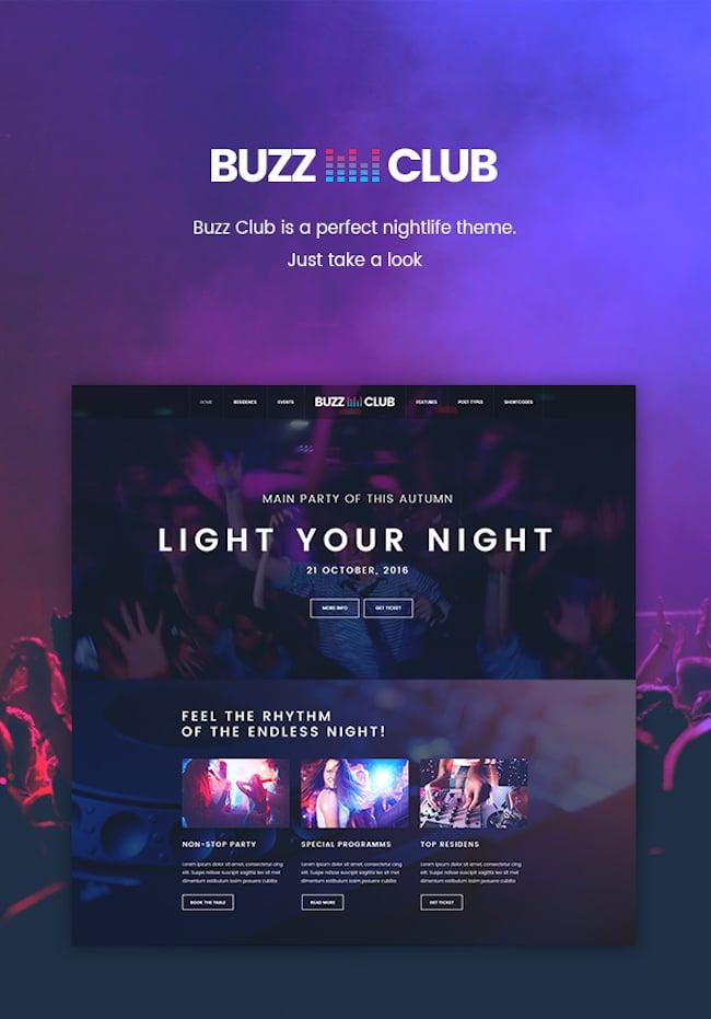 buzz-club-wordpress-theme