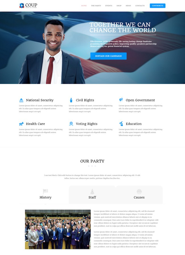 coup-a-political-campaign-wordpress-theme