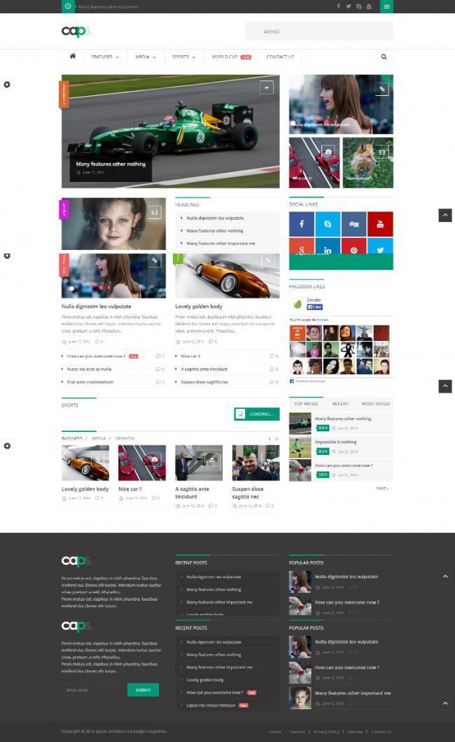 Caps-Responsive-News-Magazine-Wordpress-Theme