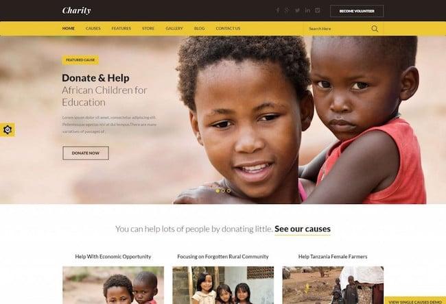 Charity-Nonprofit-NGO-Fundraising-WordPress-Theme