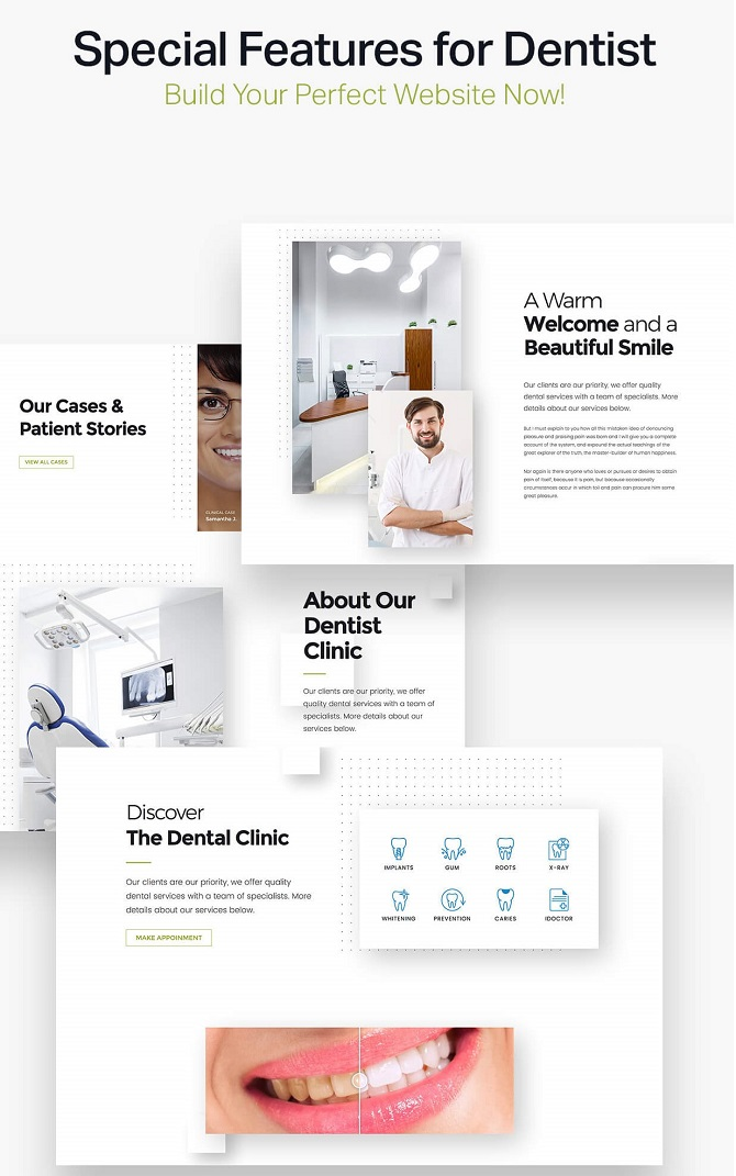 Dentist WP Themes
