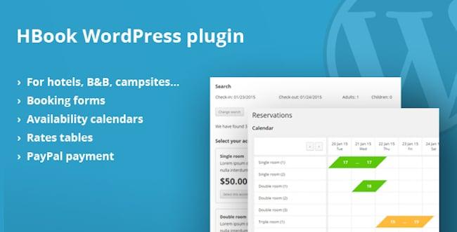 5 Best WordPress Hotel Booking System Plugins
