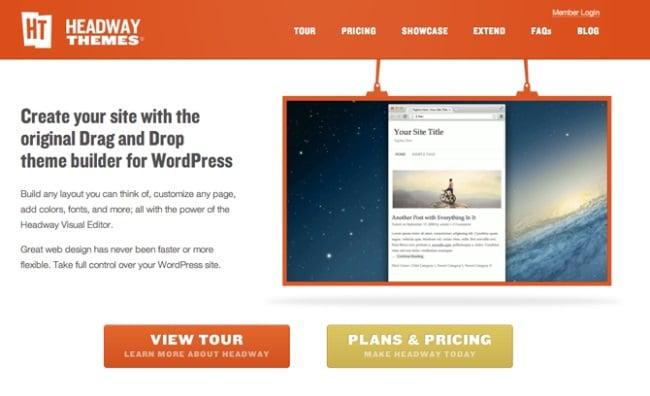 Headway WordPress framework