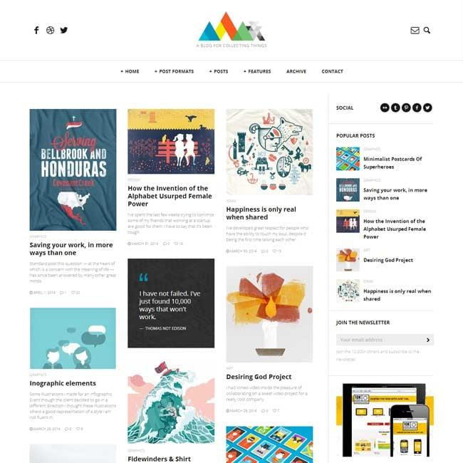 Heap-WordPress-Theme