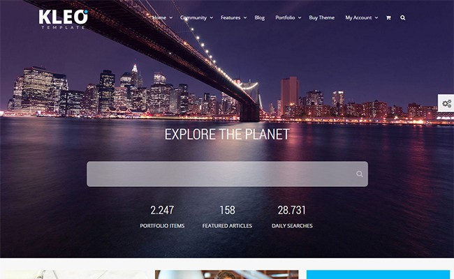 KLEO WordPress themes