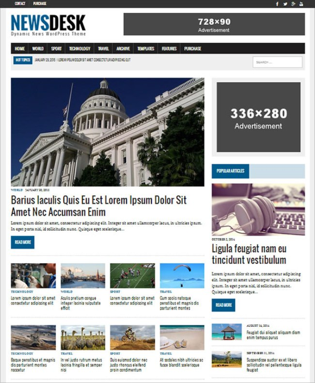 MH-Newsdesk-WordPress-theme