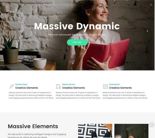 Massive-Dynamic-WordPress-Theme-Feature