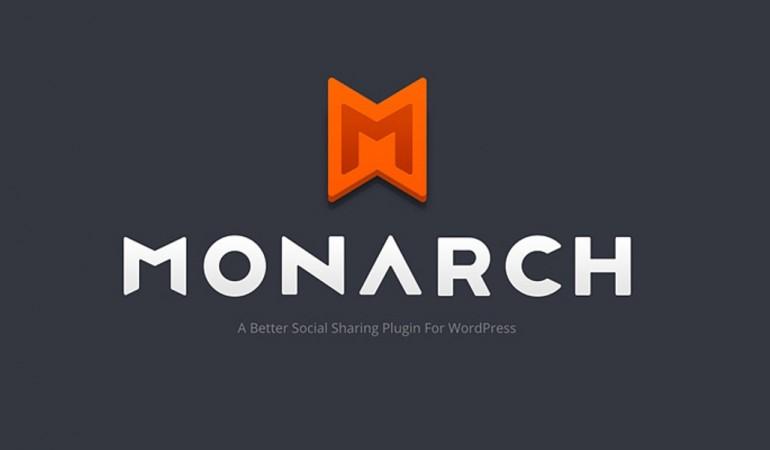 Monarch, Social Sharing Plugin, Elegant Themes, traffic
