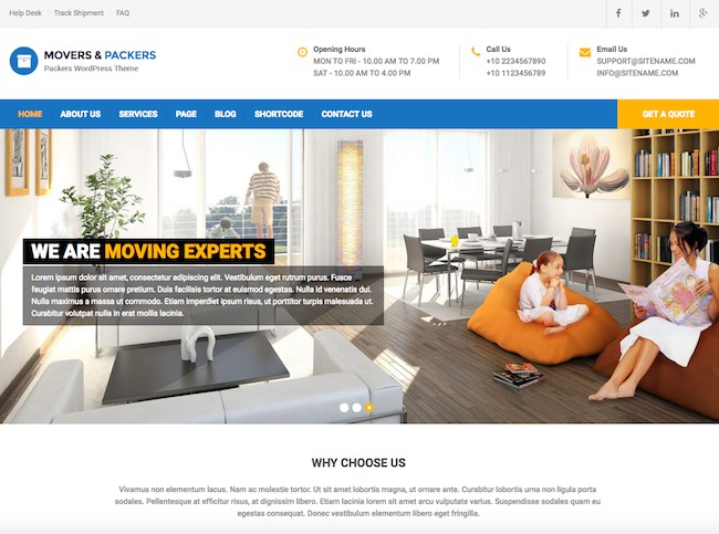 Movers and Packers Pro
