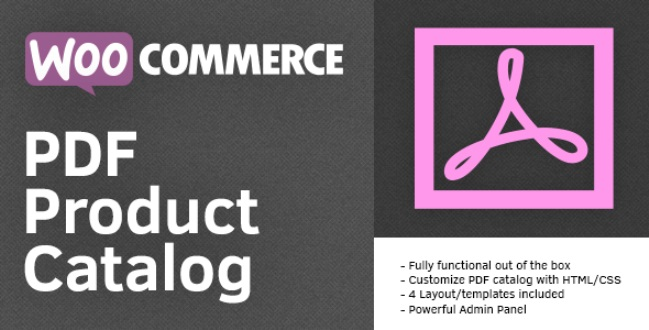 PDF Product Catalog