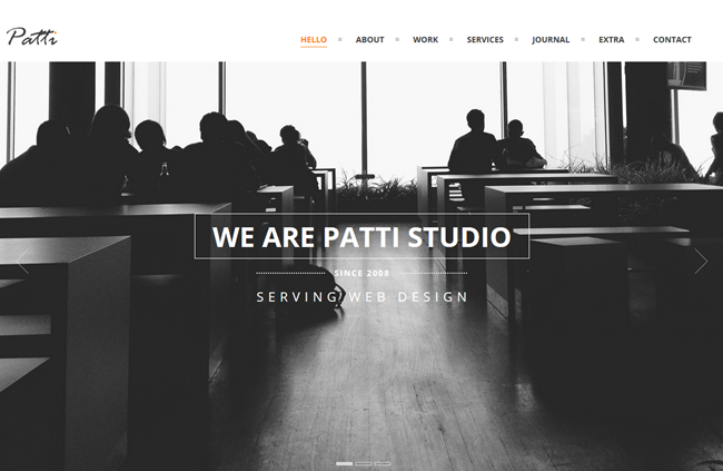 atti wordpress theme