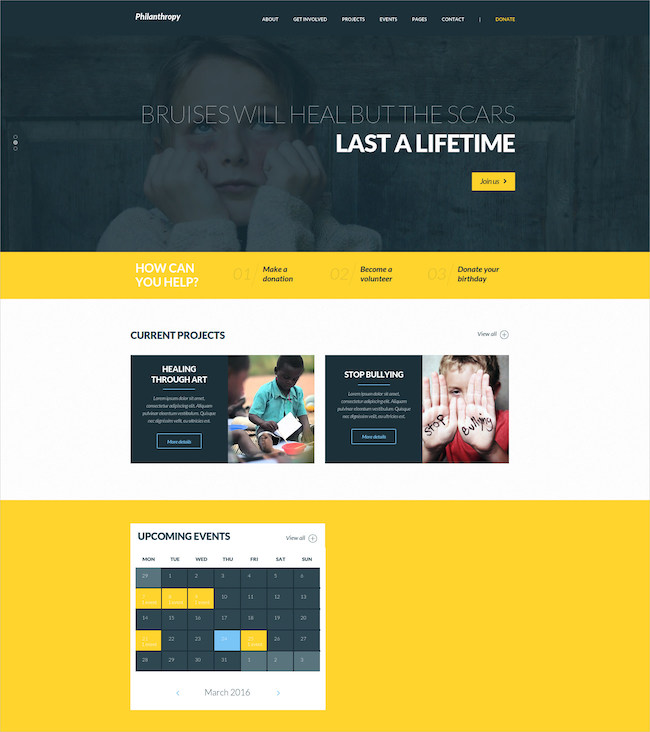 Philanthropy-Nonprofit-WordPress-Theme-49, social workers themes