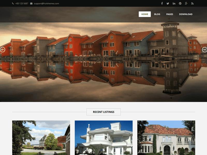Relic WordPress Theme