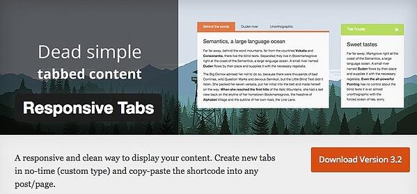 responsive tabs wordpress tab wp darko