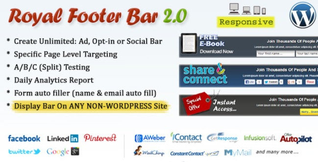 7 Best WordPress Footer Plugins