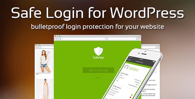 Safe Login for Wordpress
