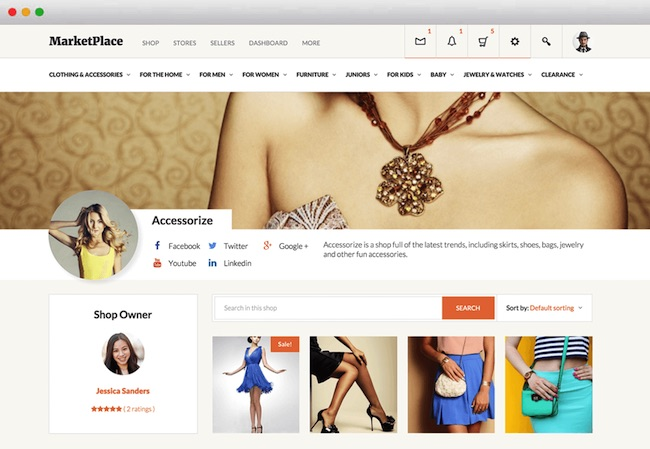 social-marketplace-buddypress-theme