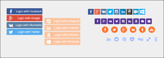 social login by mini orange