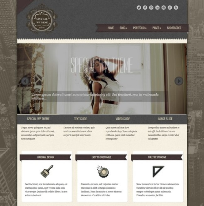 Special-Responsive-Wordpress-Theme