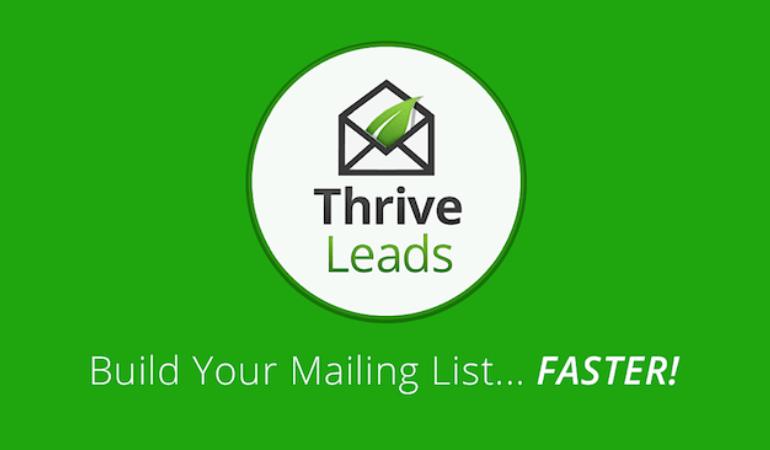 thrive Leads, WordPress, traffic