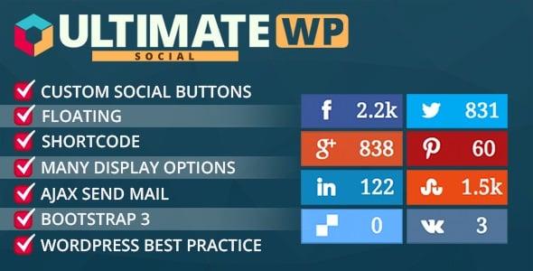 Ultimate Social Deux WordPress plugin