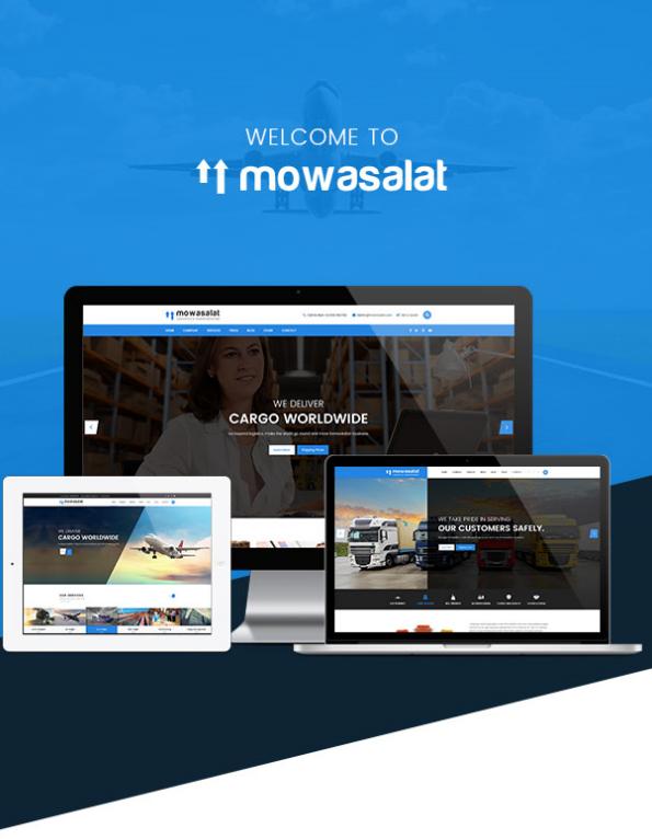 mowasalat wordpress theme