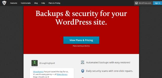VaultPress-Backup-and-Security