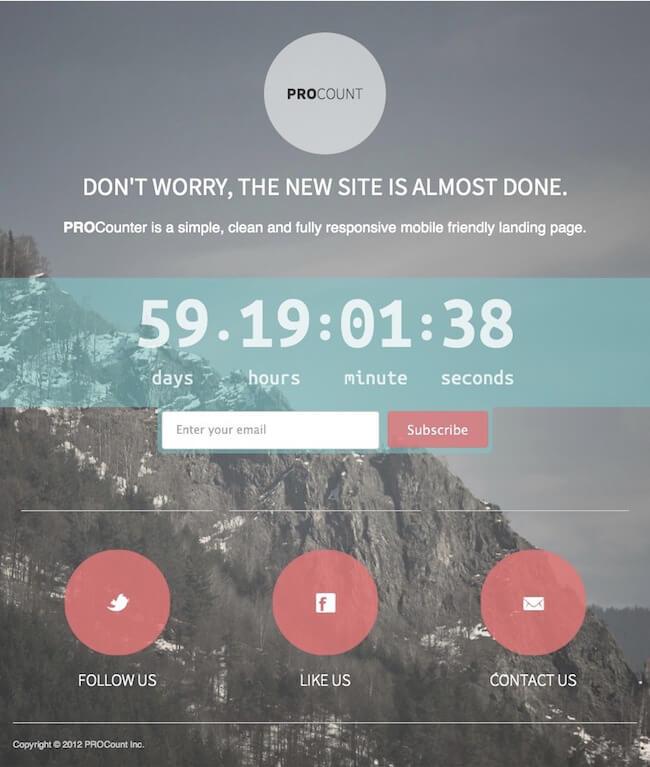 WP-PROCount WordPress Plugin