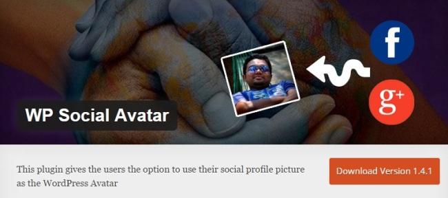 WP Social Avatar