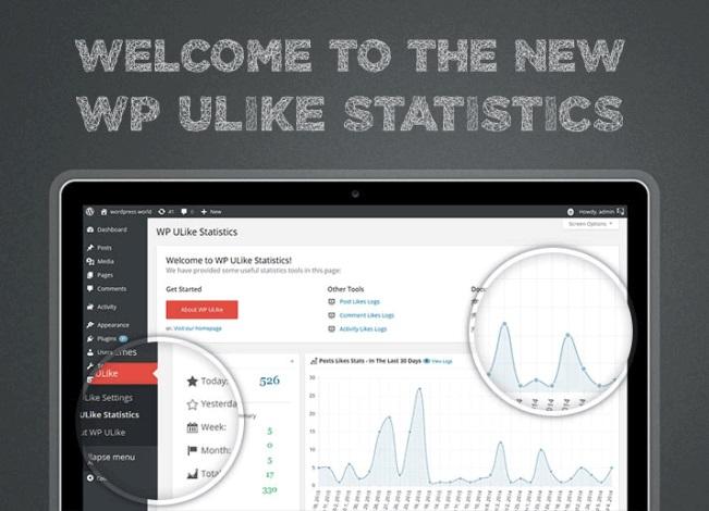 WP ULike Voting WordPress plugin