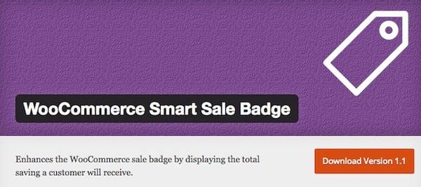 WooCommerce Smart Sale Badge