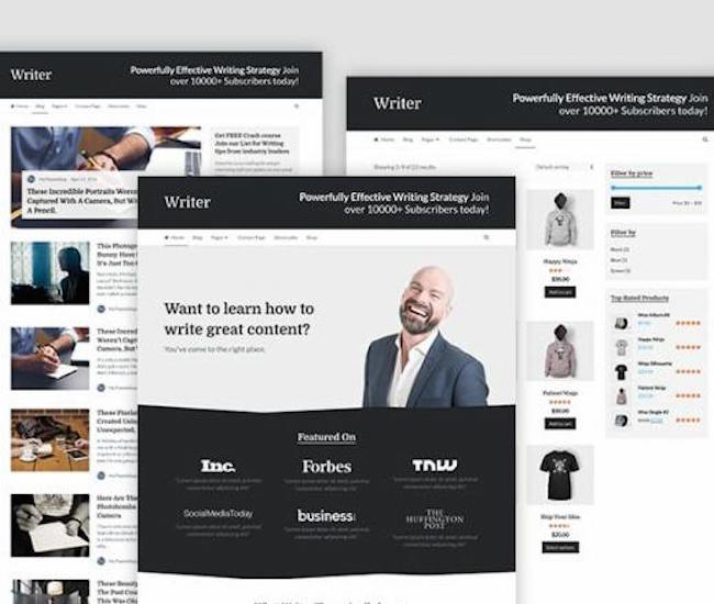 Writer-MyThemeShop