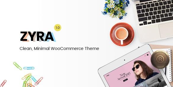 Zyra Wordpress theme