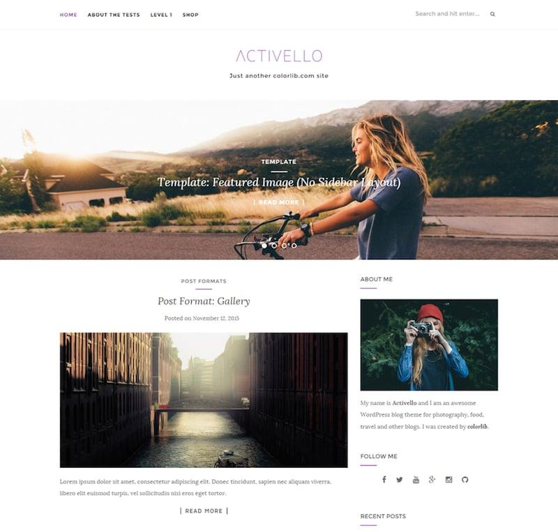 activello-free-blog-wordpress-theme