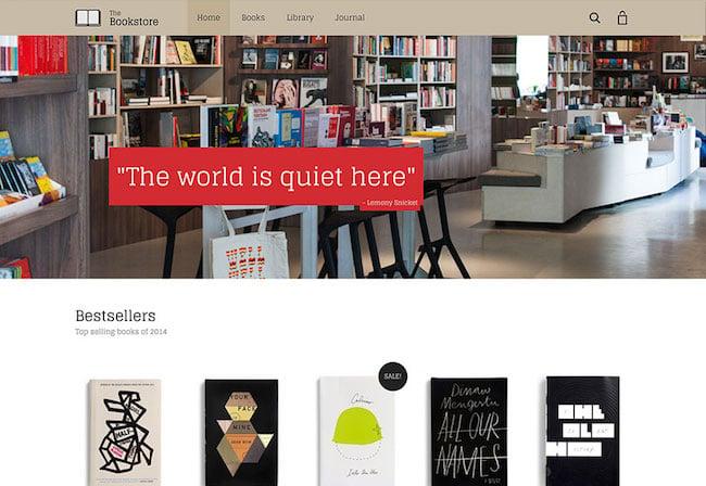 aurum-the-bookstore-theme